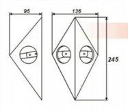 Угловой треугольник